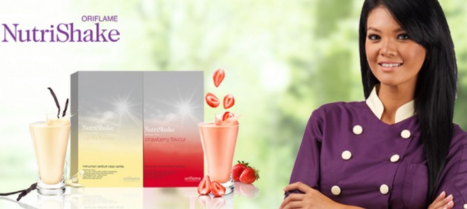 Wellbeing By Oriflame With Farah Quinn