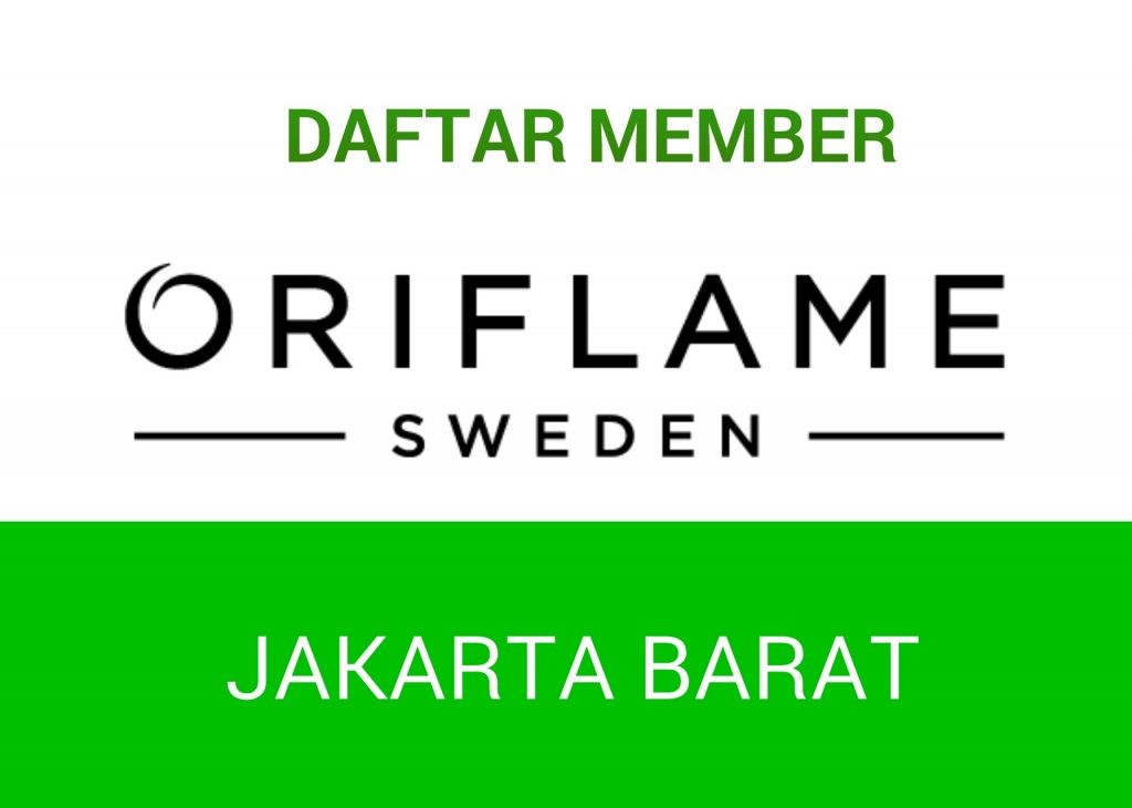 Cara Daftar Member Oriflame Jakarta   Peluang Bisnis ...