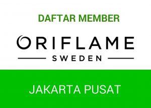 Cara Daftar dan gabung member Oriflame, join oriflame, peluang bisnis oriflame online, peluang usaha kerja dirumah Oriflame